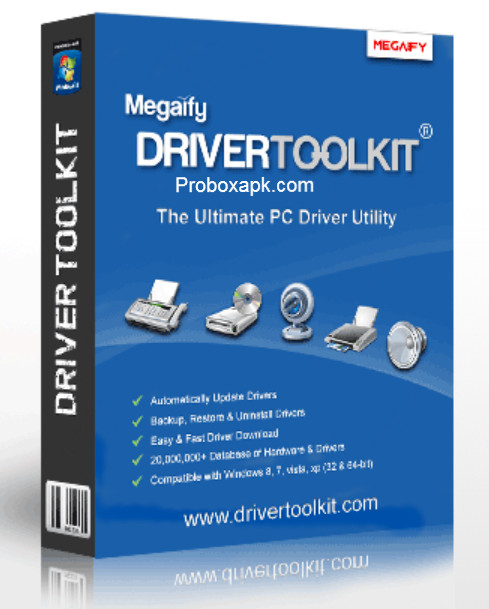 Driver Toolkit 8.6 Crack + License Keygen Full Download ...